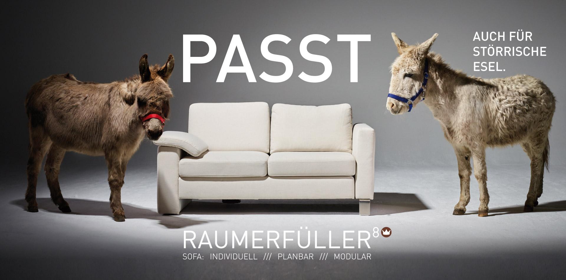 Modulares Sofa Raumerfüller8